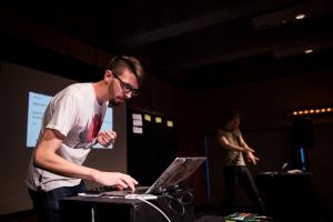 Performance image - Credit Anna Kucera