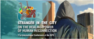 ISPS 2019 Conference flyer.