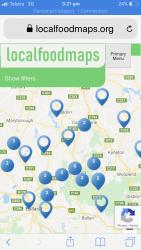 Local Food Maps