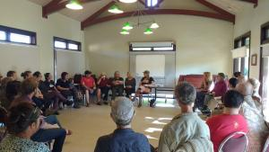 Tammi Jonas' presentation: Food sovereignty